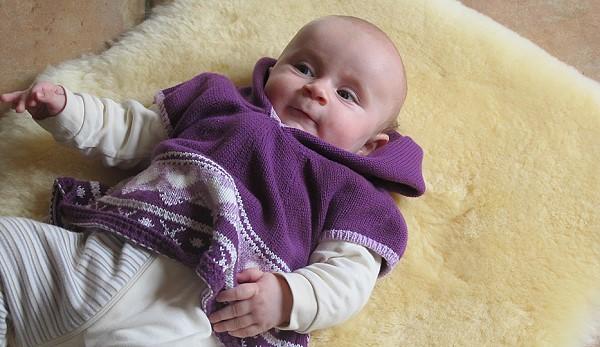 Babylamm 80 cm von ÖKO-TEST bewertet gut